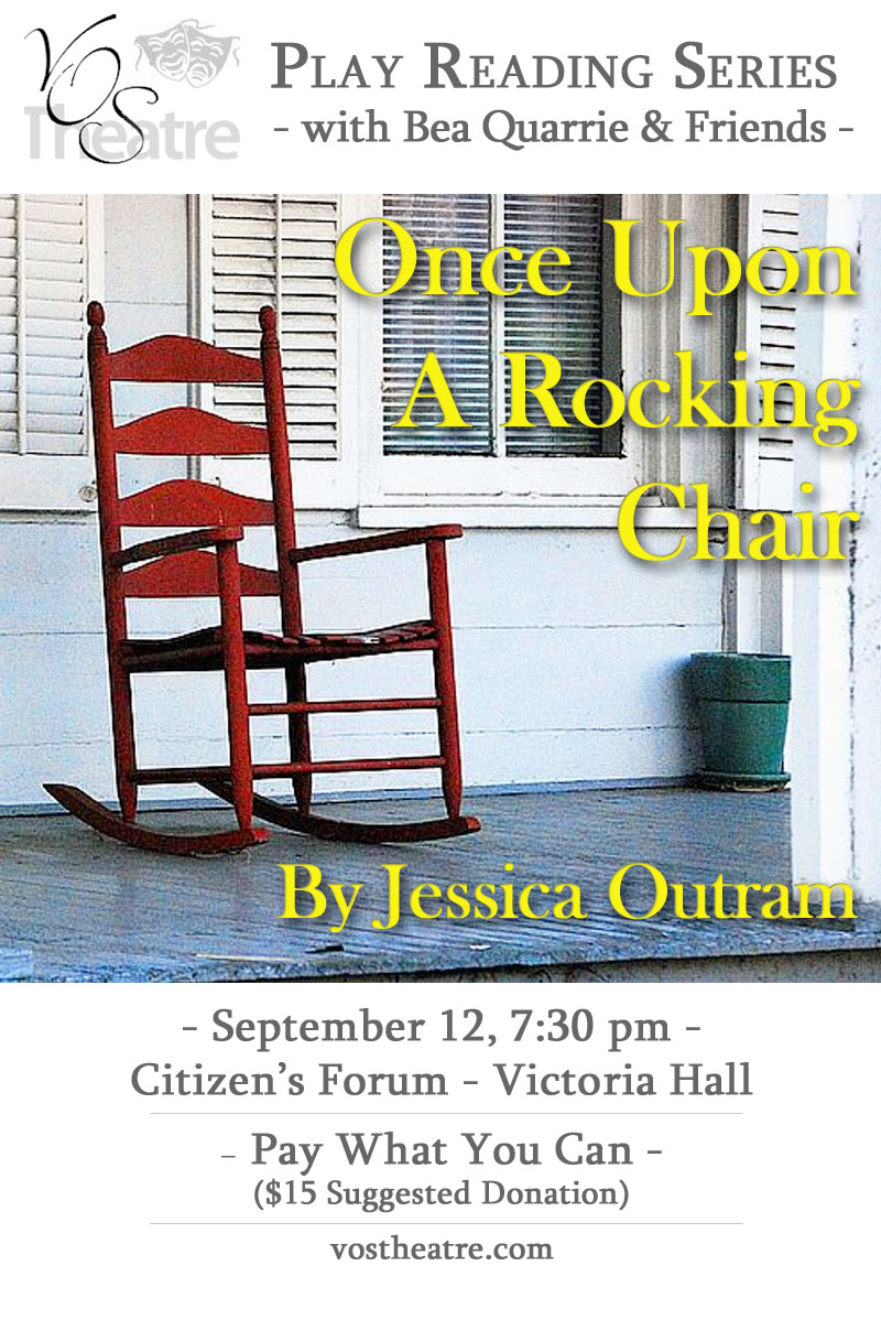 Once Upon A Rocking Chair