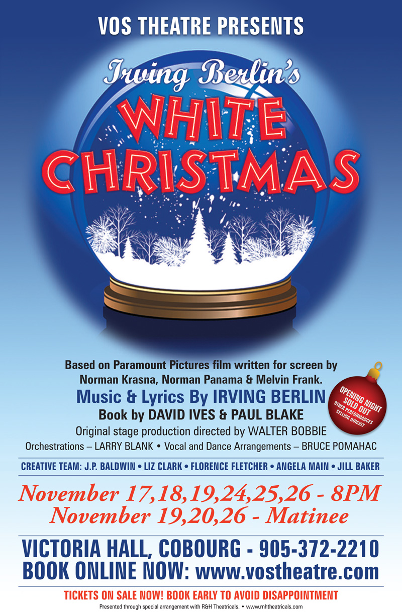 irving berlins white christmas back by popular demand - When Was White Christmas Written